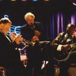 Hal jammin' with Al Hurt & BB King