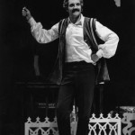 "As Petruchio in ""Kiss Me Kate"""