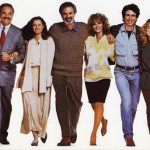 "Cast from the motion picture  ""A New Life"""